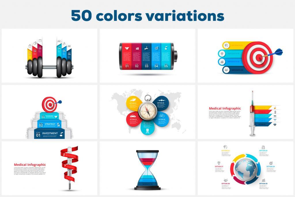Best Powerpoint Infographics
