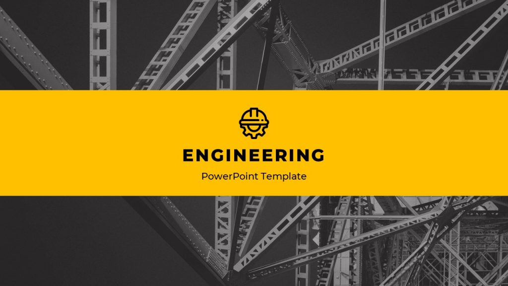 Free Engineering Powerpoint Template - Slide1 1