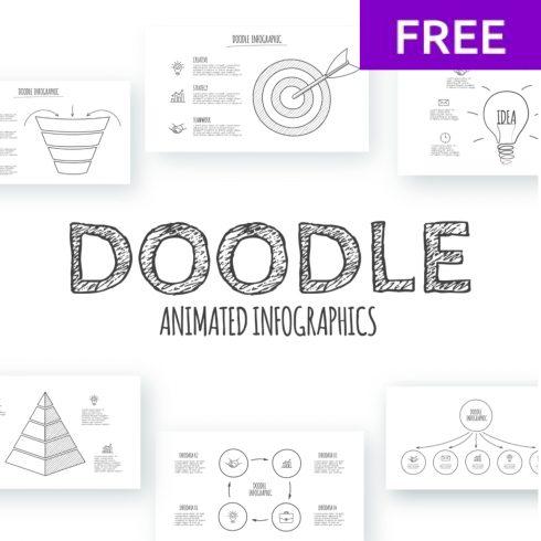 Author - free doodle presentation 490x490
