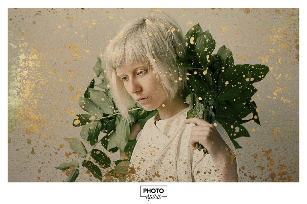 Golden Patina Photo Effect for Photoshop - golden patina photo effect 2