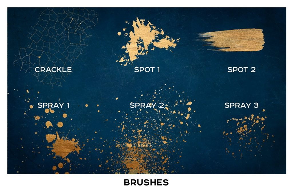 Golden Patina Photo Effect for Photoshop - golden patina photo effect for adobe photoshop 7