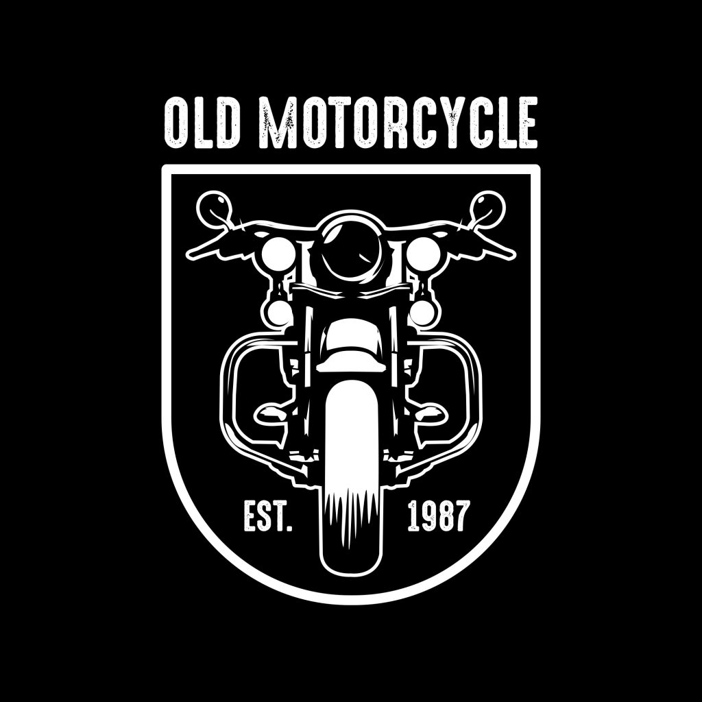 Vintage Motorcycle Logos & Badges 2020 - motorcycle05