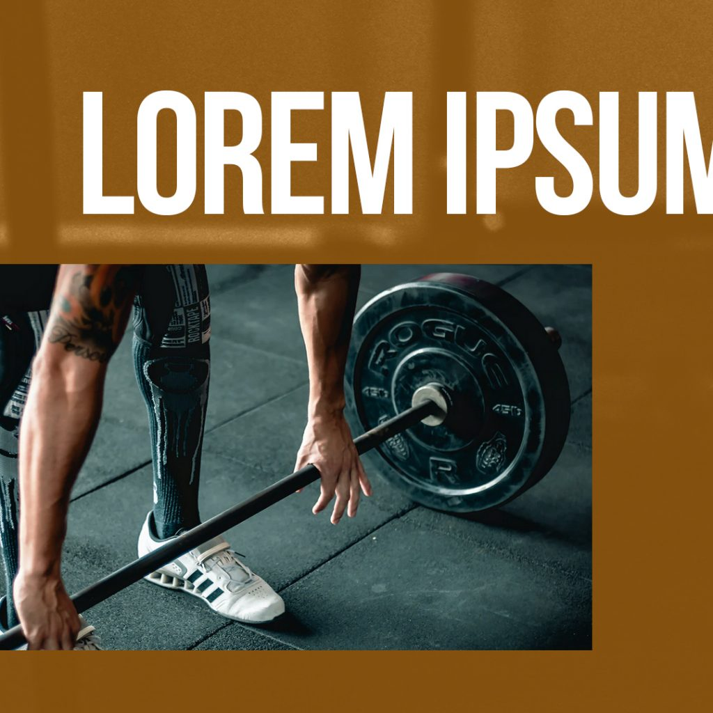 Sport & Fitness Instagram Puzzle Template - 10 1
