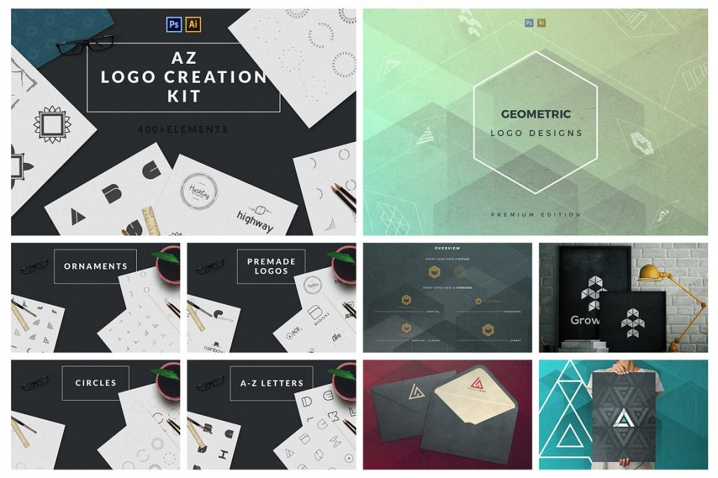 BIG Graphic Collection: 22 in 1 with 4,000+ elements - 15