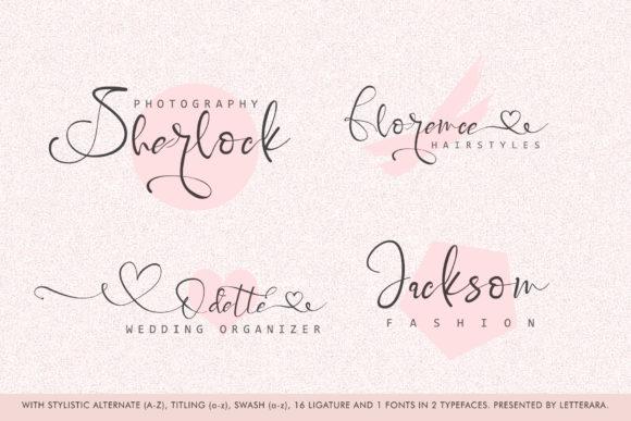 Best Handwritten Sharpie Font 2021 | Brigitta Handwritten Sharpie Font - Brigitta by thomasaradea 3 580x387