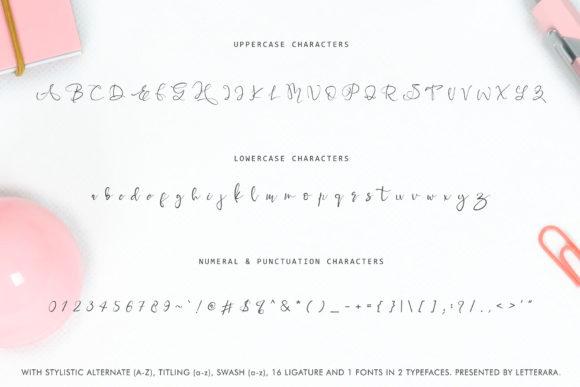 Best Handwritten Sharpie Font 2021 | Brigitta Handwritten Sharpie Font - Brigitta by thomasaradea 6 580x387
