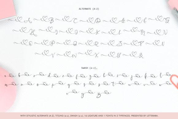 Best Handwritten Sharpie Font 2021 | Brigitta Handwritten Sharpie Font - Brigitta by thomasaradea 7 580x387