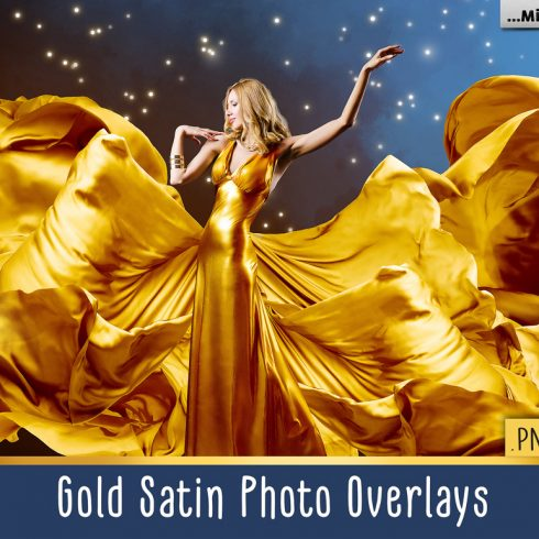 Duotone Bundle: 88 Photoshop Actions - only $22 - gold satin first image600 490x490