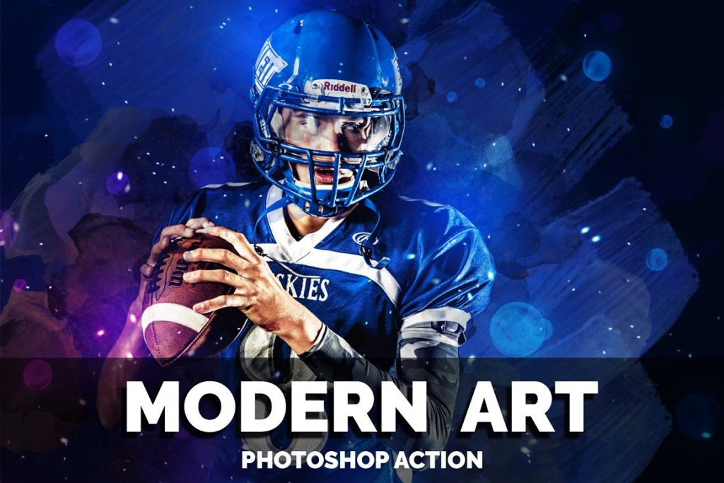 Artistic Mix Bundle Photoshop Action - preview 1 5 1