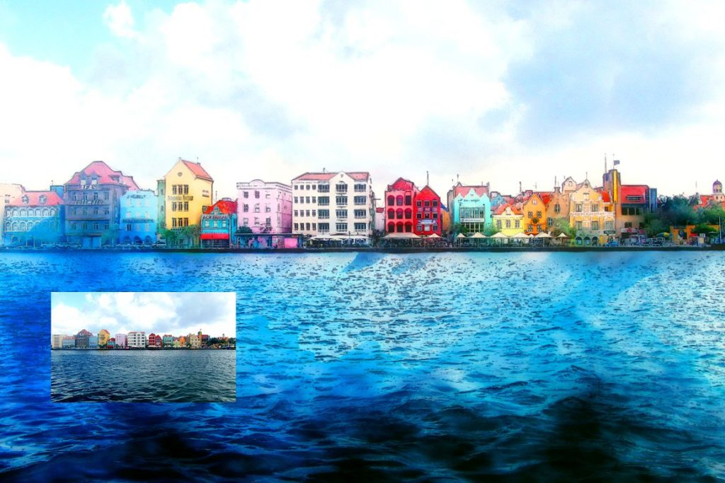 7 in 1 Watercolor Photoshop Action Bundle - preview 12