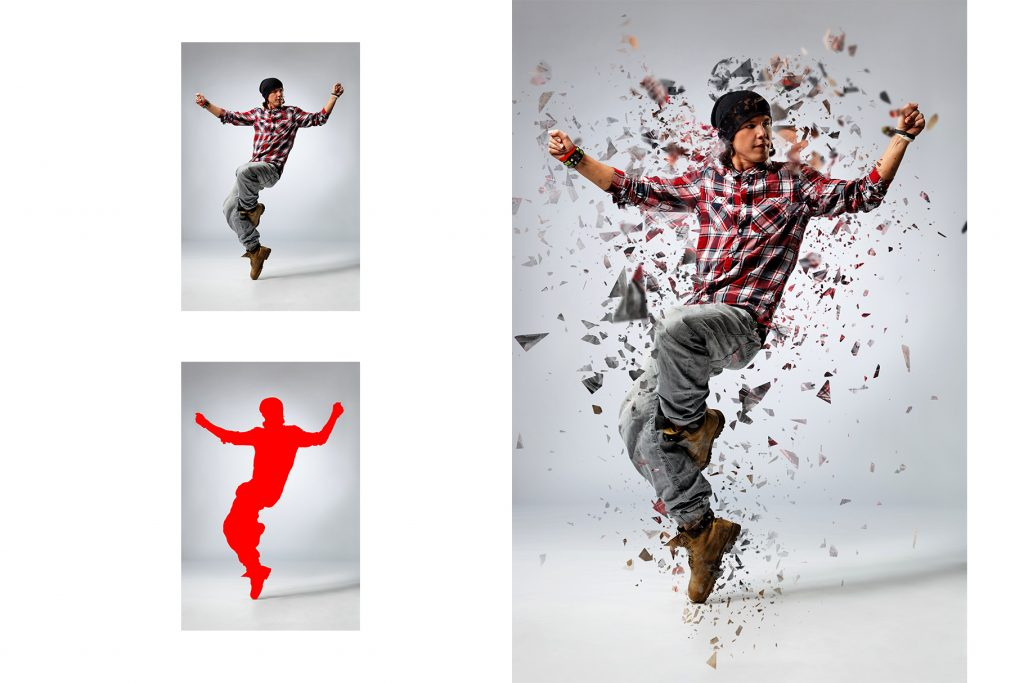 15 Wall Art Photoshop Actions Bundle - preview 5 5