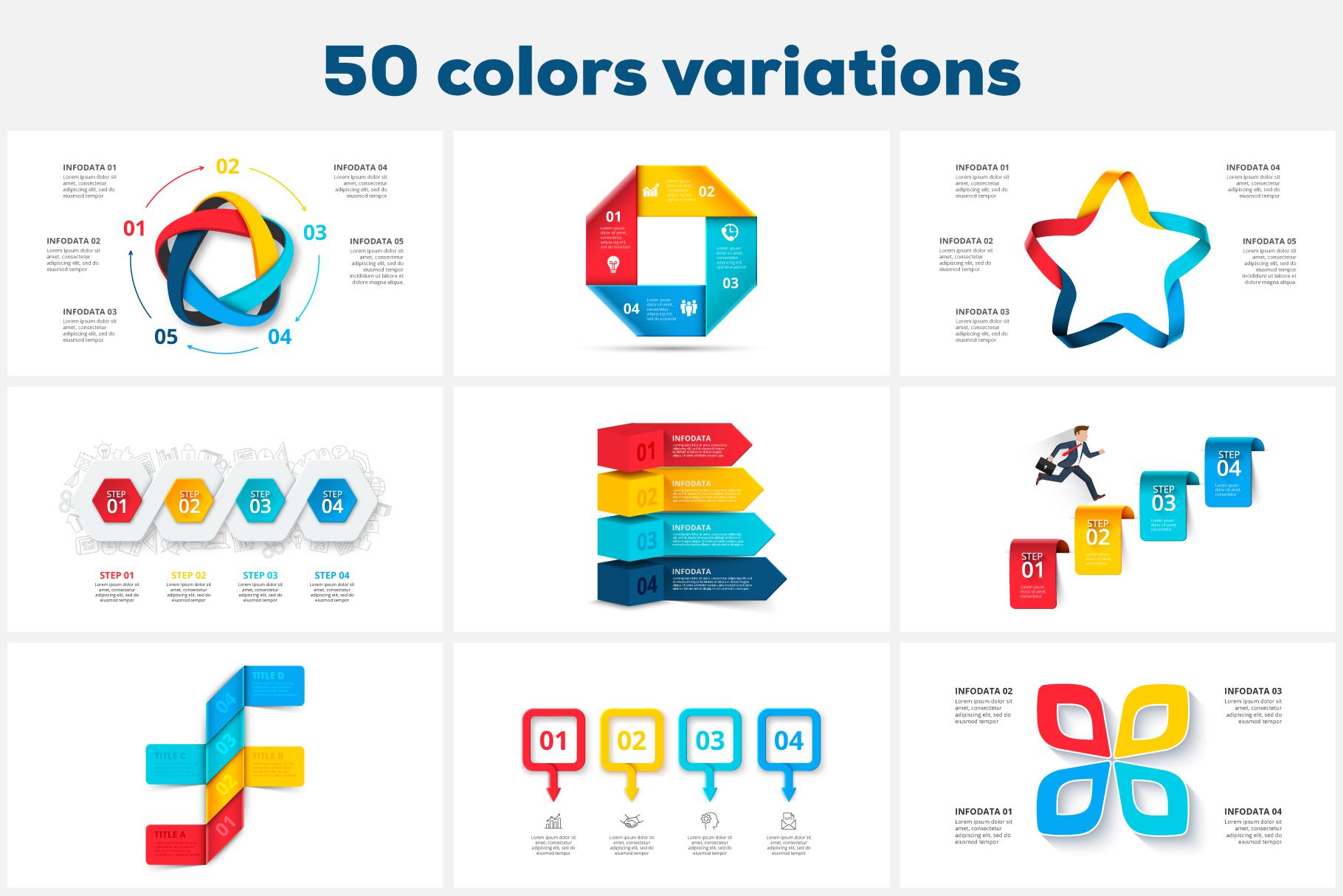 80 Cool Animated Infographics Presentations - 02 2