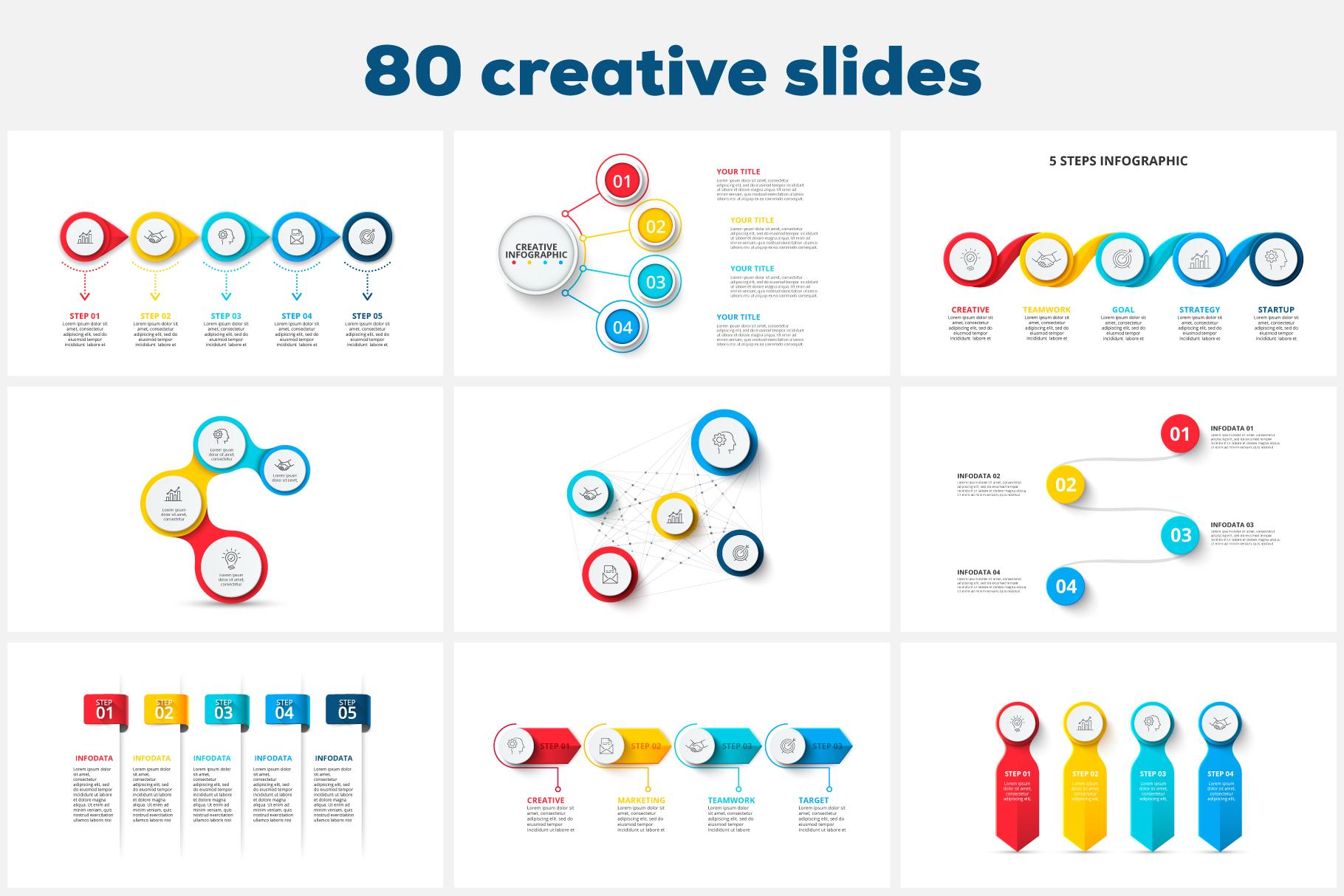 80 Cool Animated Infographics Presentations - 08