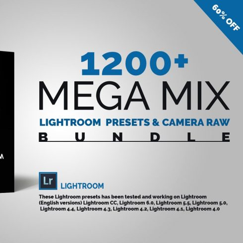 1200+ Mega Urban Lightroom Presets & Camera Raw - 600 14 490x490