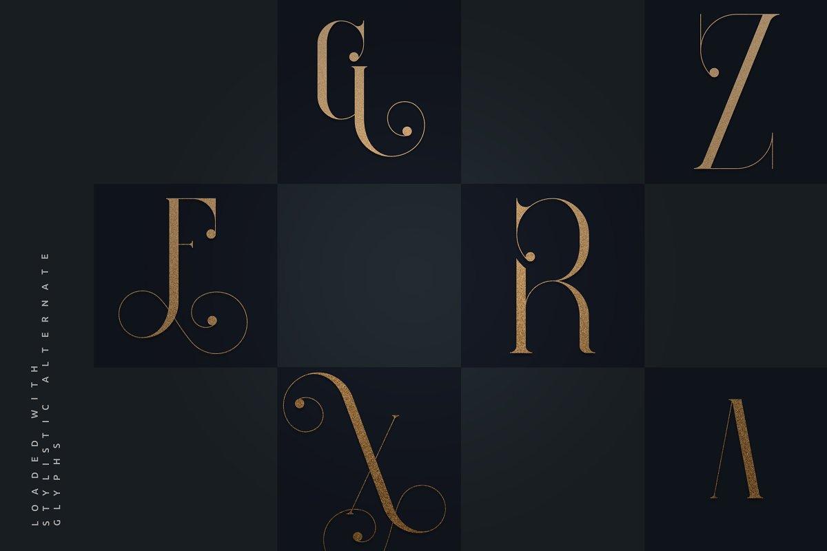 Enchants Bundle: Magical font +  Animal Designs + Nature Elements - 7 2