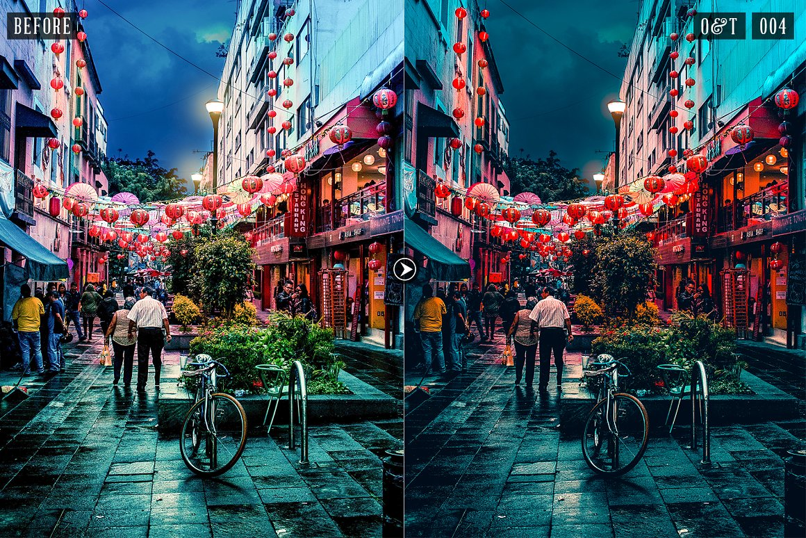 1200+ Mega Urban Lightroom Presets & Camera Raw - 9 2 4