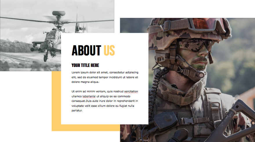 Free Military Powerpoint Template - Screen Shot 2020 07 02 at 15.17.20