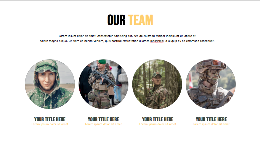 Free Military Powerpoint Template - Screen Shot 2020 07 02 at 15.17.38