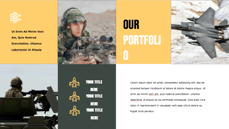 Free Military Powerpoint Template - Screen Shot 2020 07 02 at 15.17.44