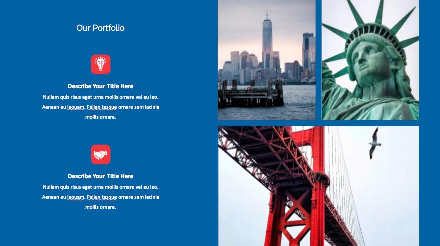 Patriotic PowerPoint Template 2020: 50 Slides + Keynote + Google Slides - Screen Shot 2020 07 03 at 13.06.13