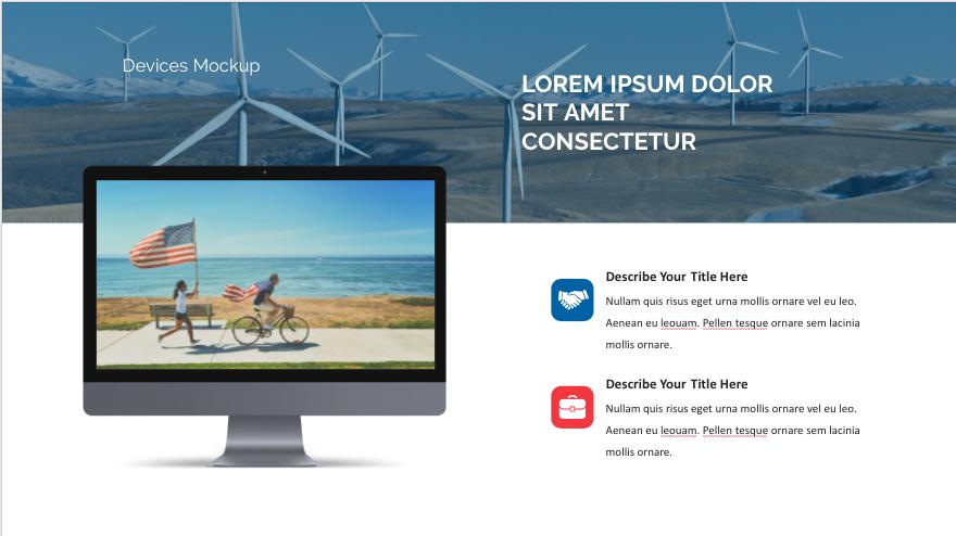 Patriotic PowerPoint Template 2020: 50 Slides + Keynote + Google Slides - Screen Shot 2020 07 03 at 13.11.57