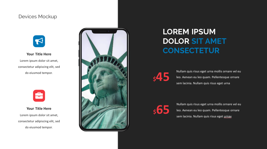 Patriotic PowerPoint Template 2020: 50 Slides + Keynote + Google Slides - Screen Shot 2020 07 03 at 13.12.55
