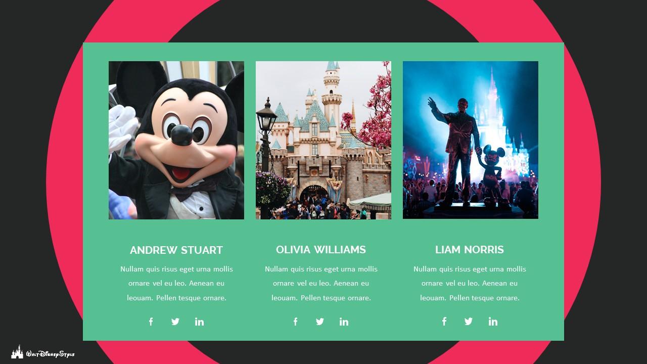 Disney Powerpoint Template 2020: 50 Unique Slides - Slide10 1