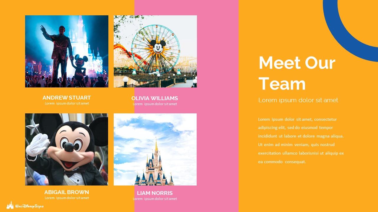 Disney Powerpoint Template 2020: 50 Unique Slides - Slide11 1