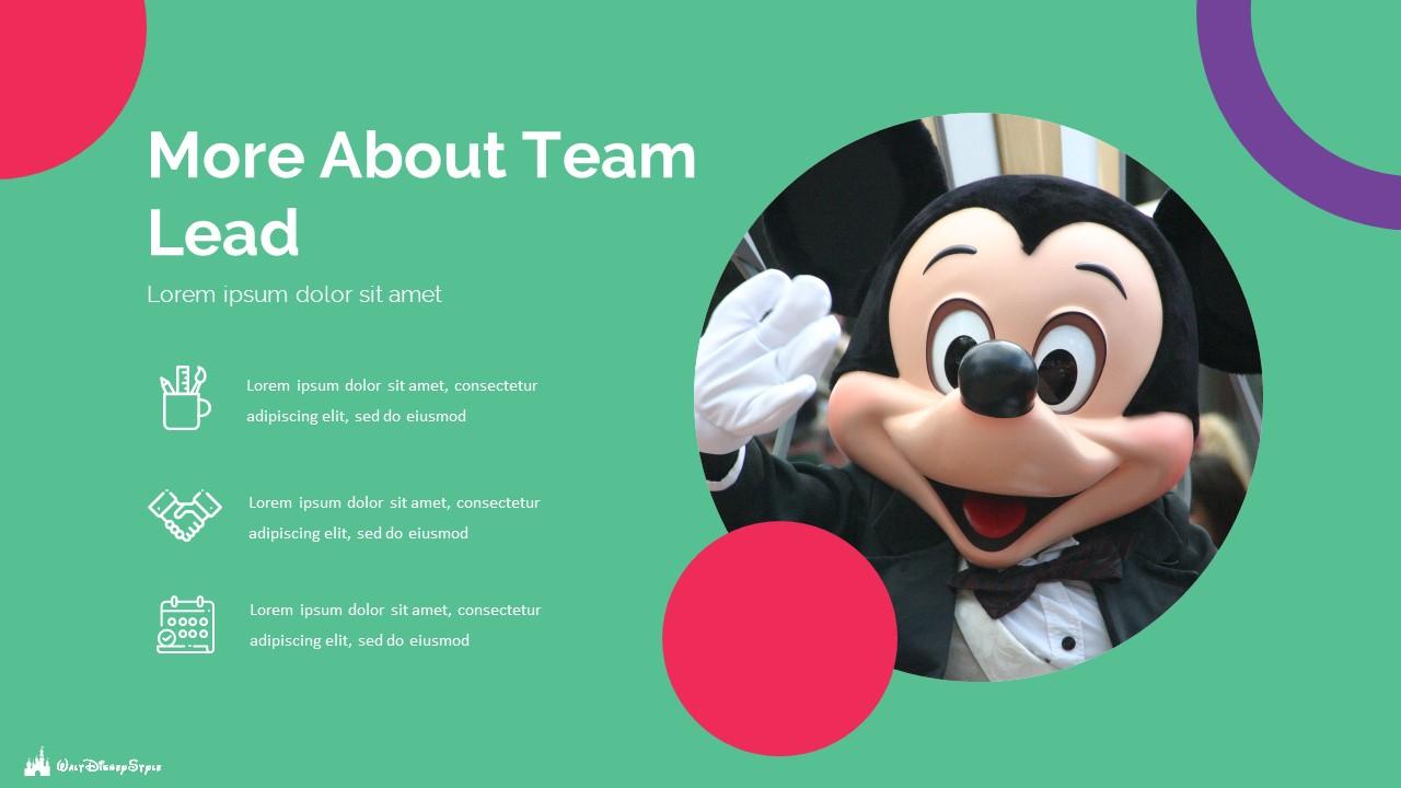 Disney Powerpoint Template 2020: 50 Unique Slides - Slide12 1
