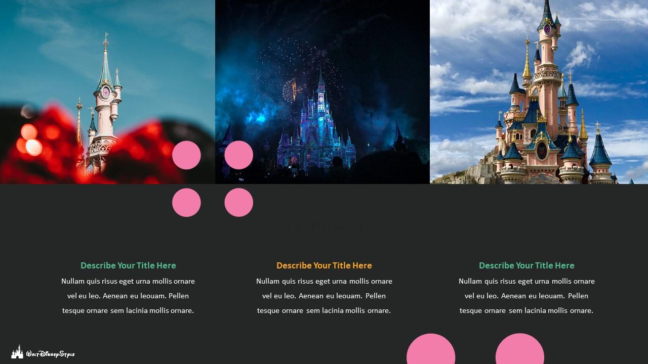 Disney Powerpoint Template 2020: 50 Unique Slides - Slide20 1