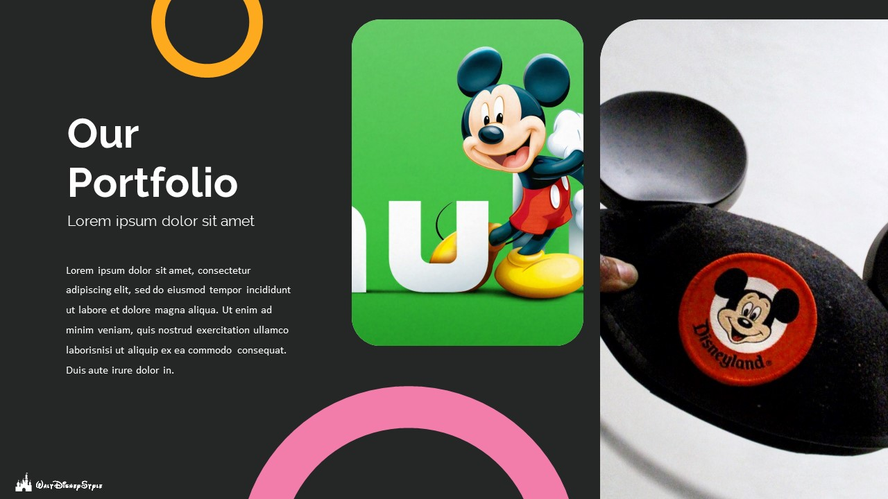 Disney Powerpoint Template 2020: 50 Unique Slides - Slide21 1