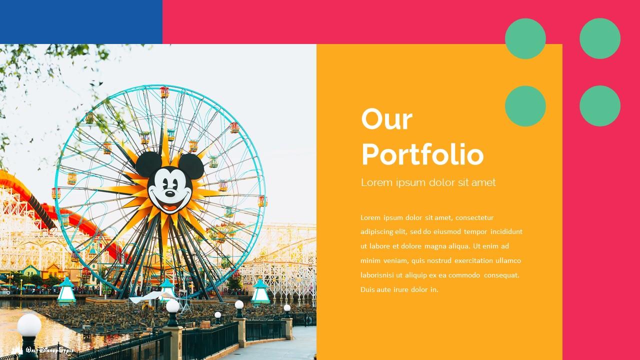 Disney Powerpoint Template 2020: 50 Unique Slides - Slide22 1