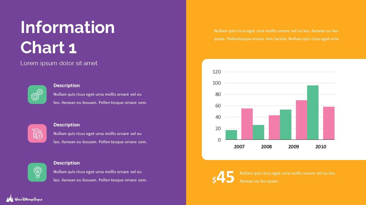 Disney Powerpoint Template 2020: 50 Unique Slides - Slide23 1