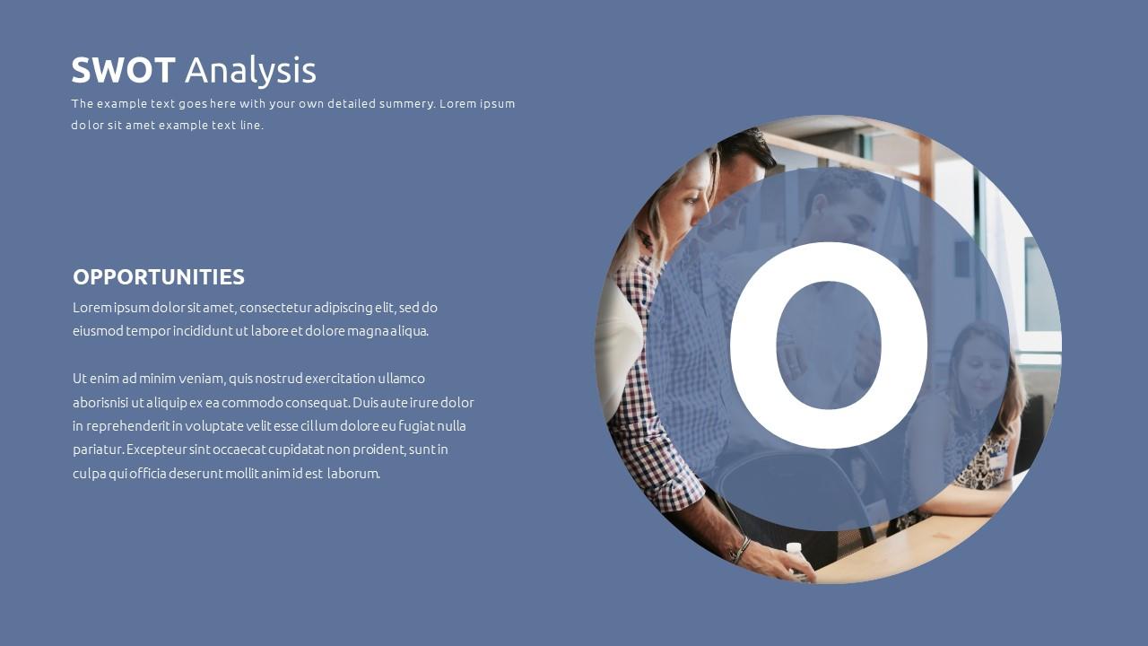 Best SWOT Analysis Template Powerpoint 2021: 40 Unique Slides & 5 Color Schemes - Slide26