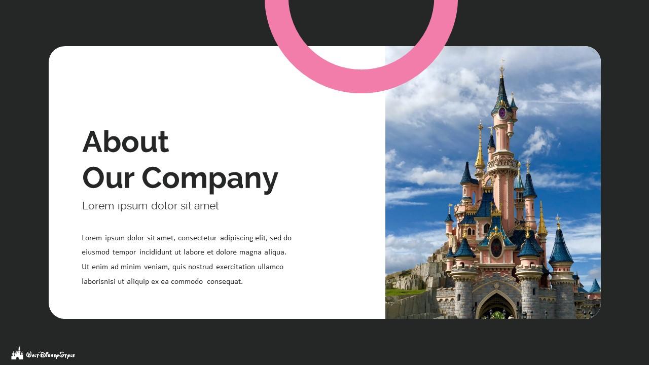 Disney Powerpoint Template 2020: 50 Unique Slides - Slide3 1