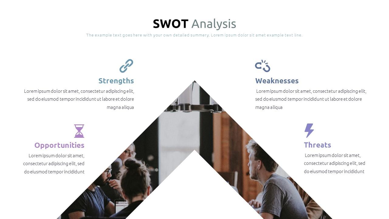 Best SWOT Analysis Template Powerpoint 2021: 40 Unique Slides & 5 Color Schemes - Slide32