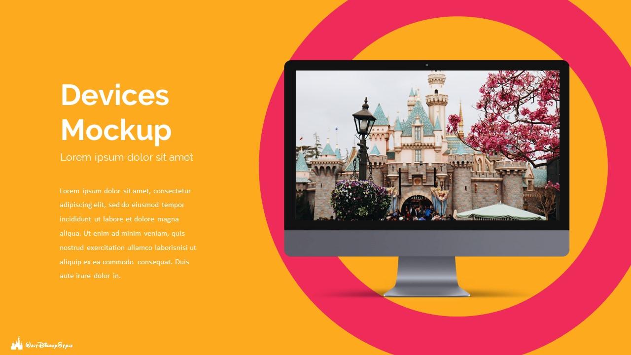 Disney Powerpoint Template 2020: 50 Unique Slides - Slide37 1
