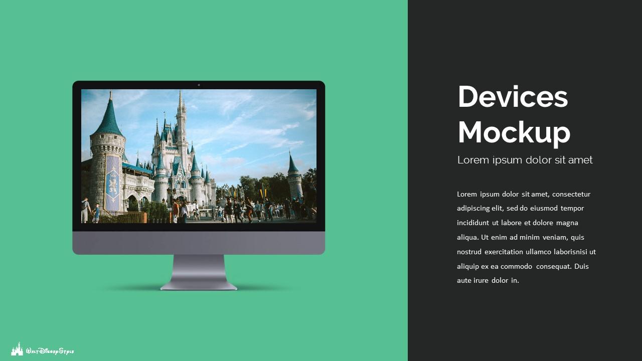Disney Powerpoint Template 2020: 50 Unique Slides - Slide38 1