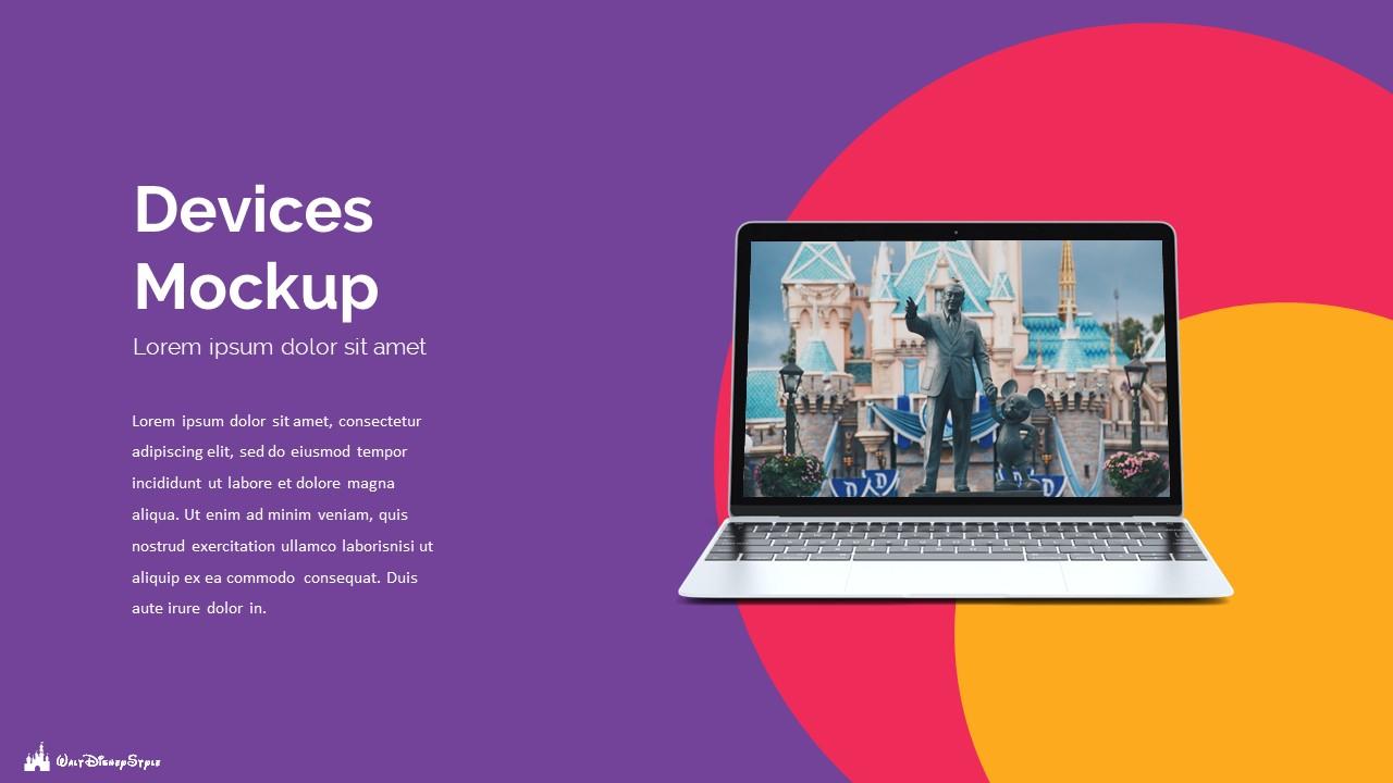 Disney Powerpoint Template 2020: 50 Unique Slides - Slide40 1