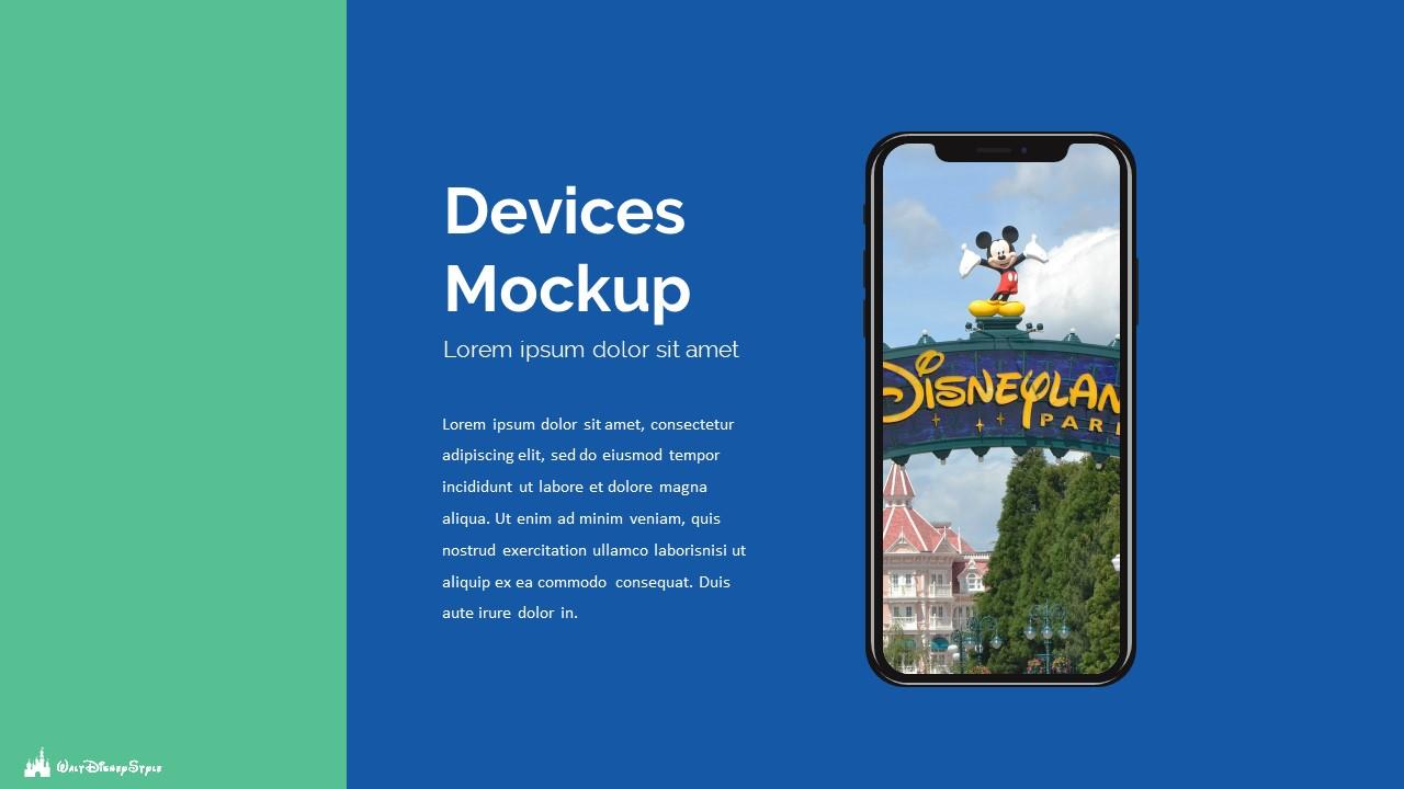 Disney Powerpoint Template 2020: 50 Unique Slides - Slide41 1