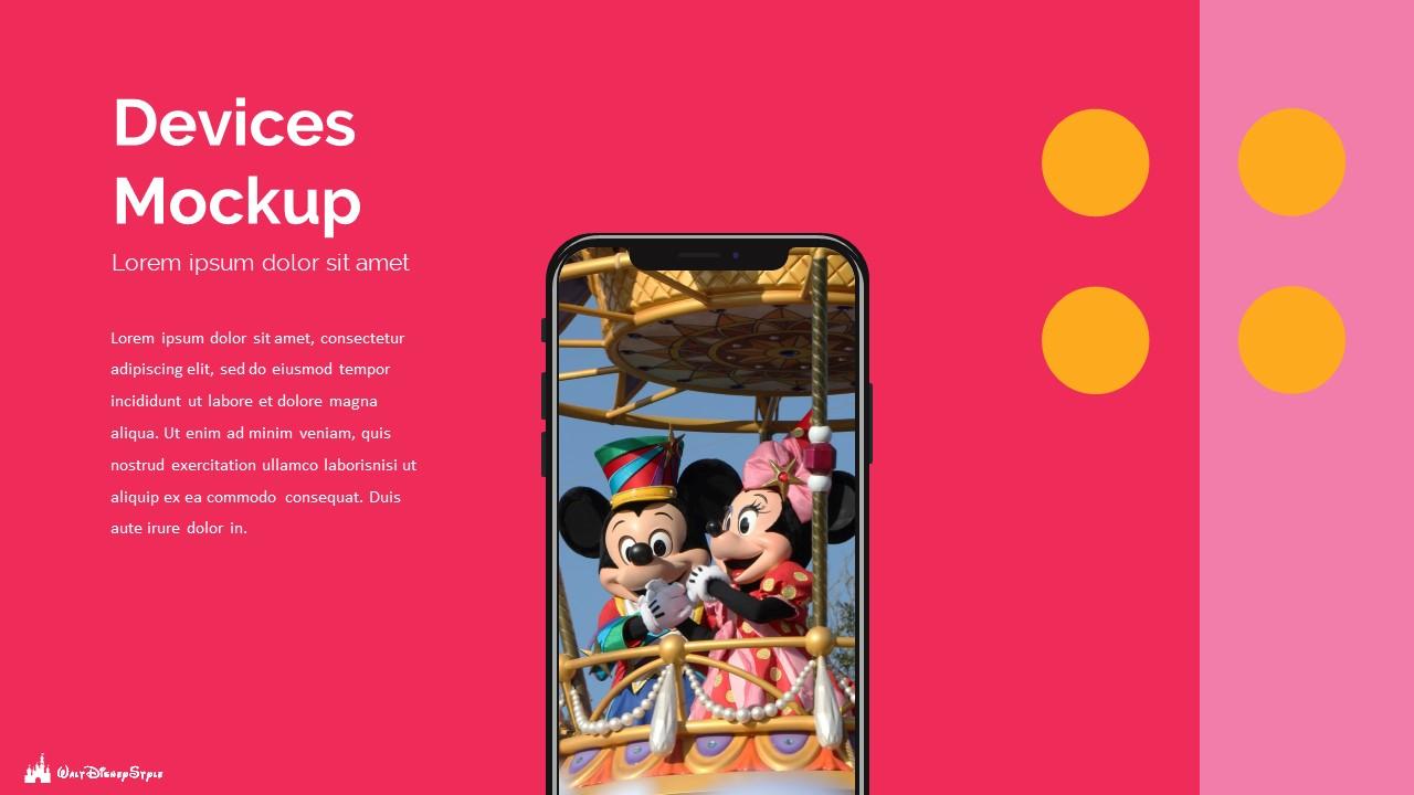 Disney Powerpoint Template 2020: 50 Unique Slides - Slide42