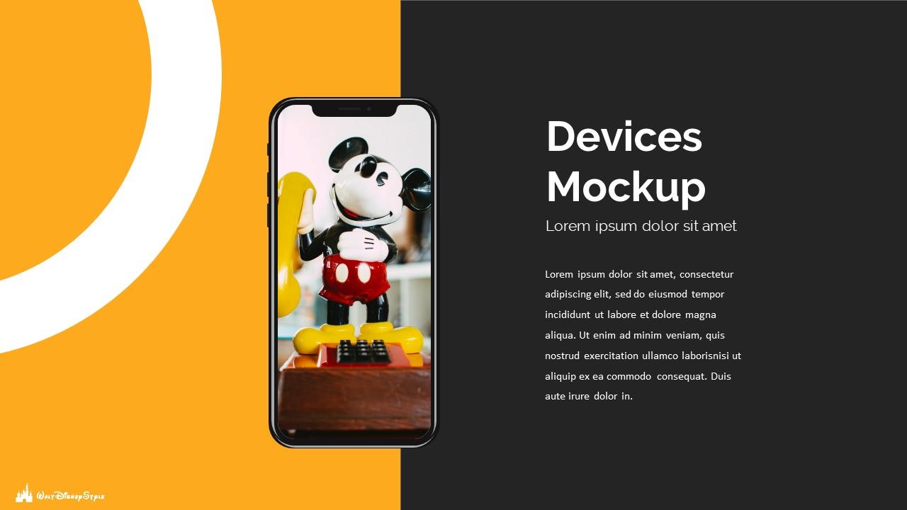 Disney Powerpoint Template 2020: 50 Unique Slides - Slide43