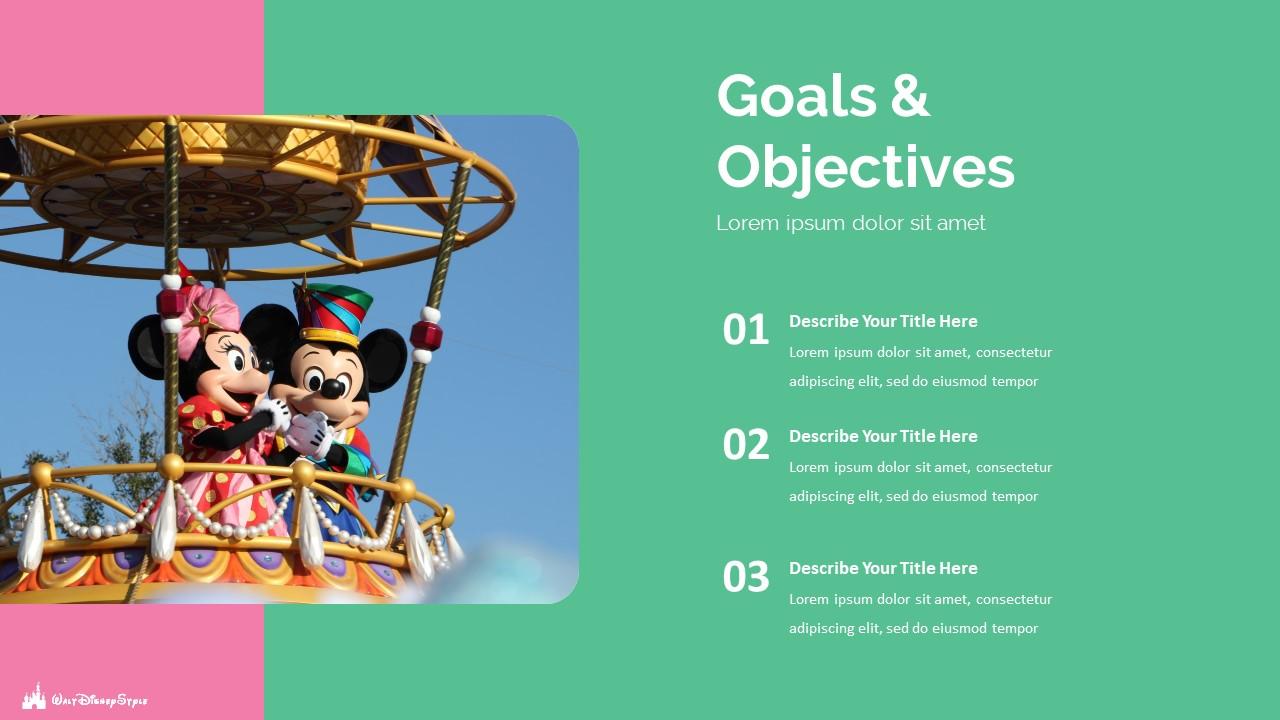 Disney Powerpoint Template 2020: 50 Unique Slides - Slide5 1