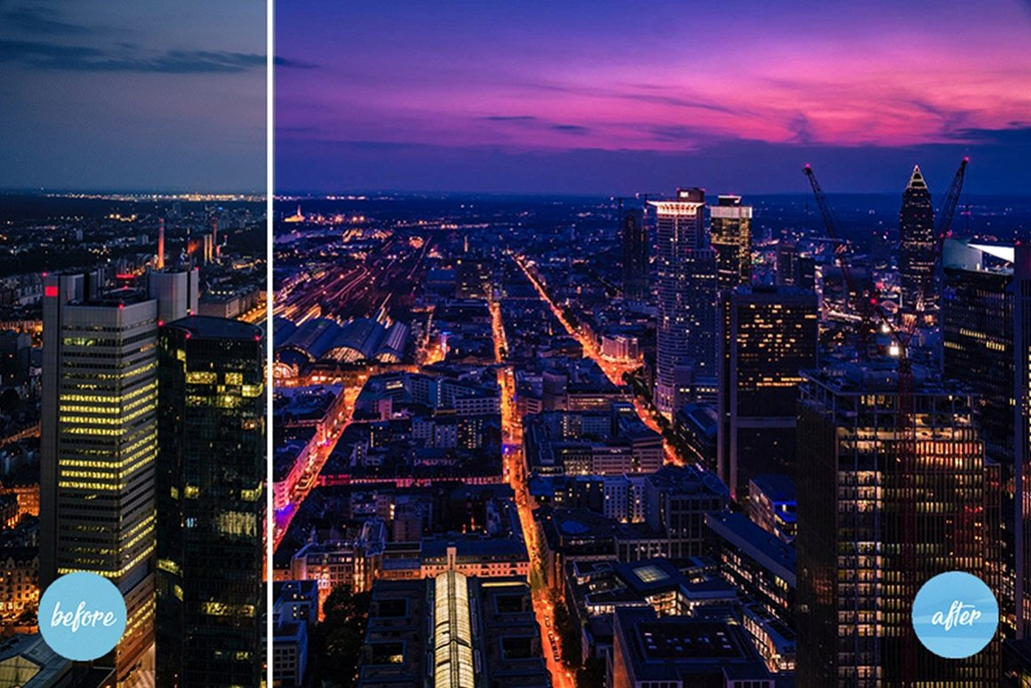 1200+ Mega Urban Lightroom Presets & Camera Raw - c 1 1