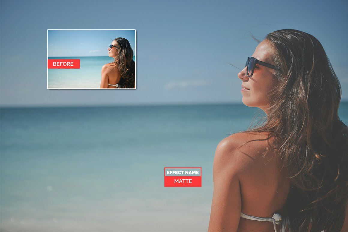 750+ Photographers Choice Clean Photoshop Actions - matte 3