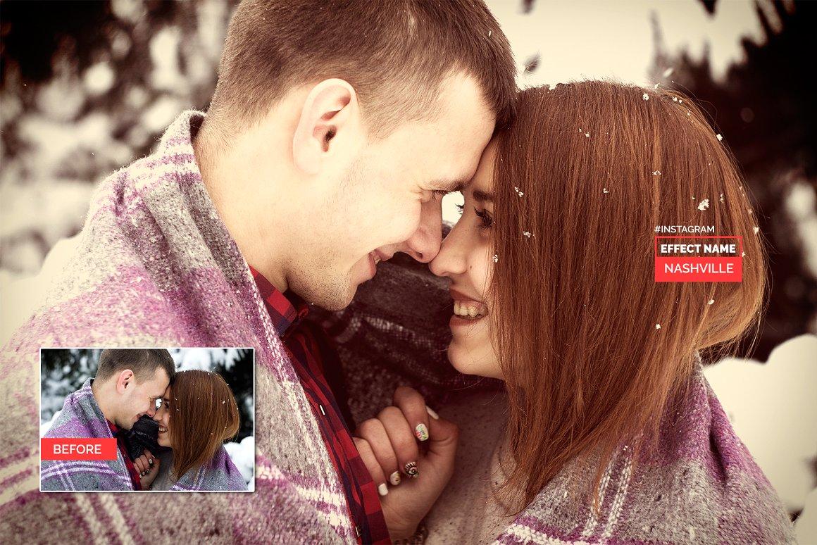 750+ Photographers Choice Clean Photoshop Actions - nashville