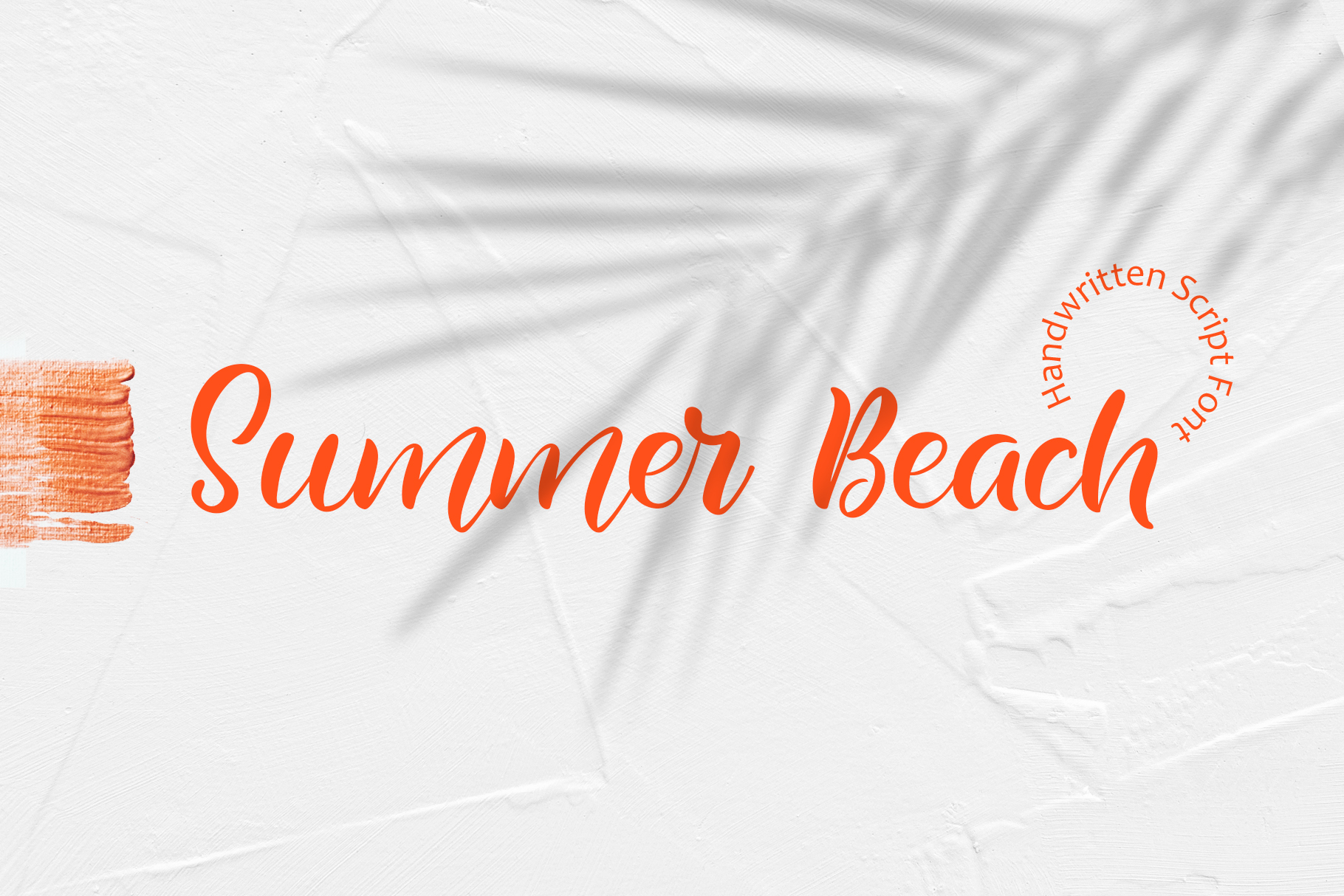65+ Best Summer & Beach Fonts 2021: Free and Premium Fonts to Make Your Projects Exciting - title02 5