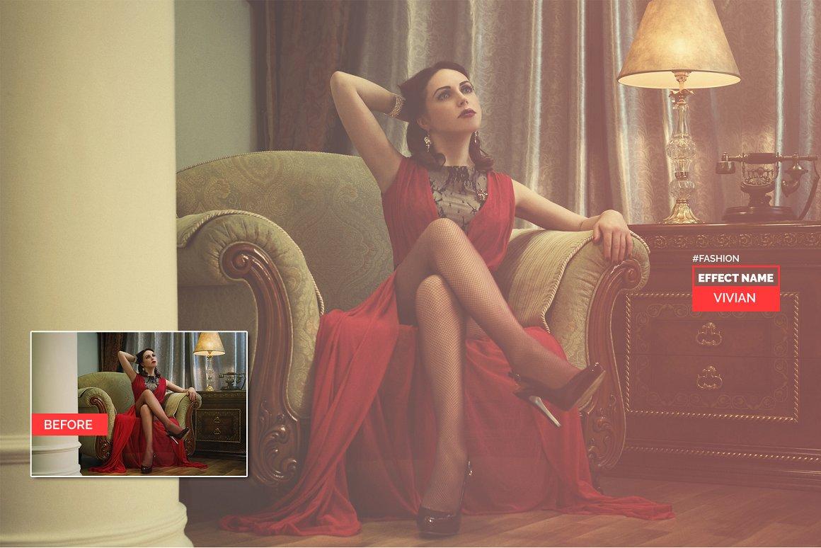 750+ Photographers Choice Clean Photoshop Actions - vivian