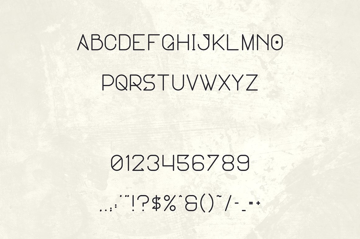 Young Rebel Font Duo: 4 Fonts - 10 1 2