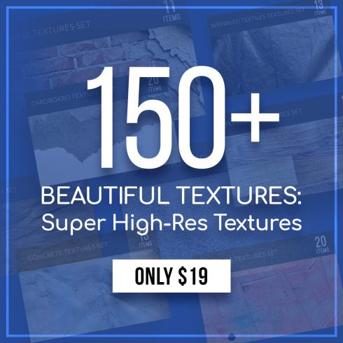 150+ Beautiful Textures: Super High-Res Textures